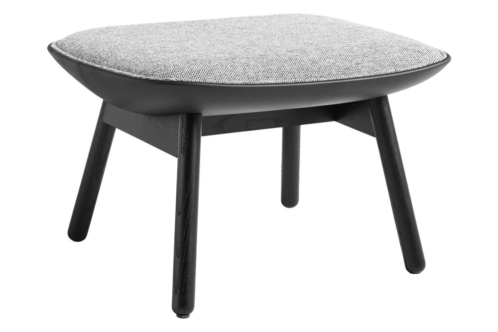 Front uph. Fabric Group 3, Back uph. Fabric Group 2, Wood Black Oak,Hay,Footstools,coffee table,furniture,outdoor table,stool,table