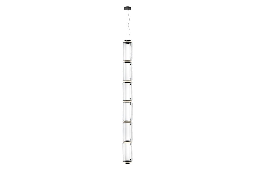 Noctambule High Cylinder Pendant Light by Flos