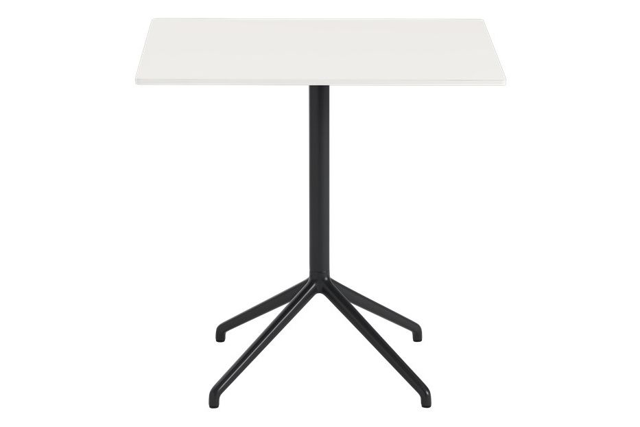 Linoleum Black, Metal Black,Muuto,Coffee & Side Tables,end table,furniture,musical instrument accessory,outdoor table,table