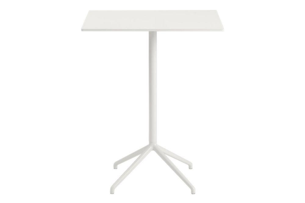 Still Cafe Table - Rectangular Top - Medium by Muuto