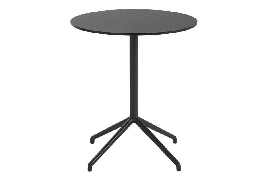 Still Cafe Table - Round Top - Low by Muuto