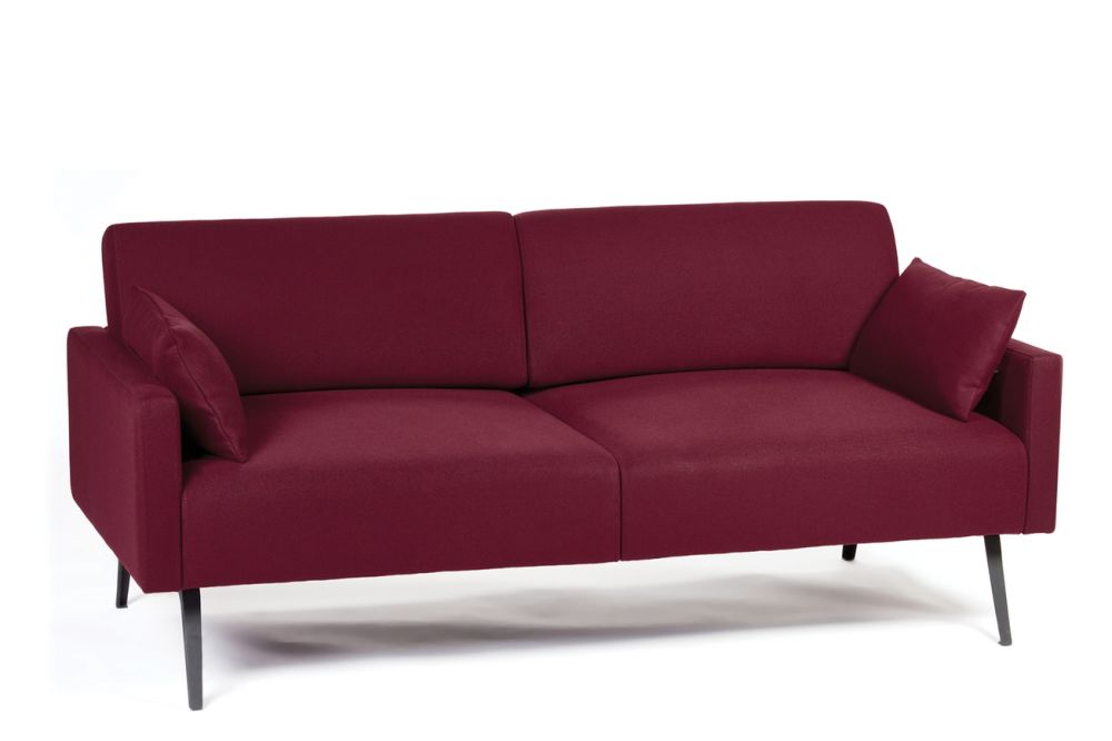 Pricegrp. Ponza, Black,Connection,Breakout Sofas,couch,furniture,loveseat,outdoor sofa,purple,sofa bed,studio couch