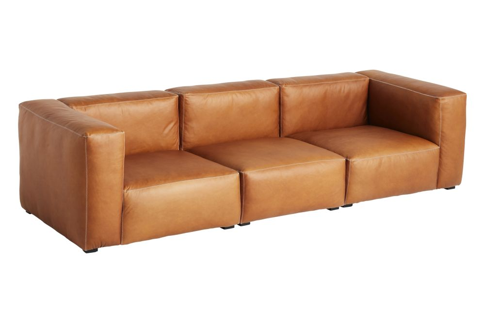 Mags Soft 3 Seater Sofa by Hay