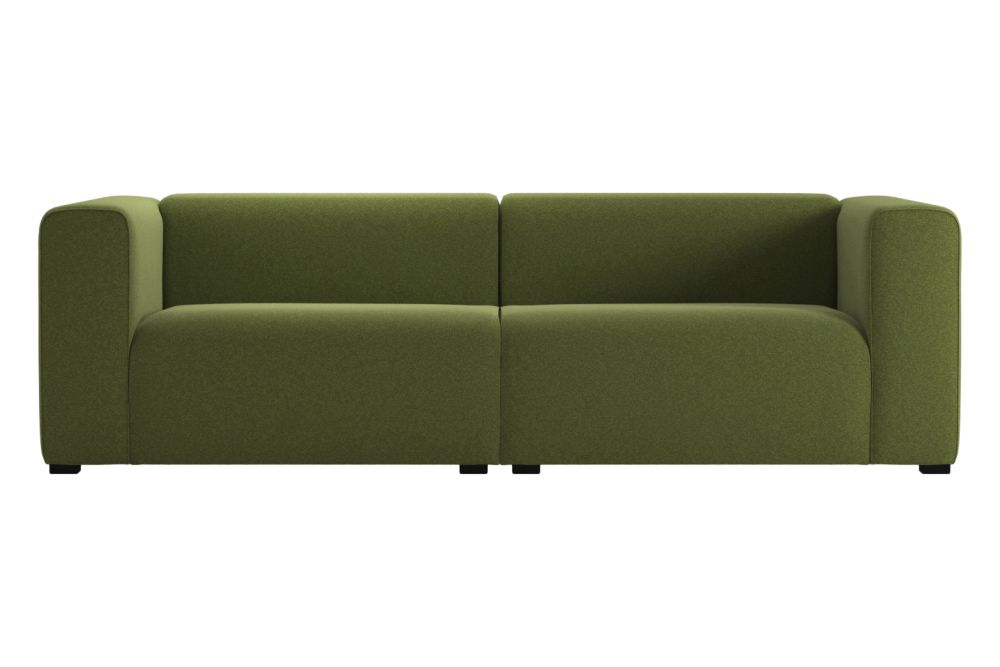 Fabric Group 3,Hay,Sofas,chair,comfort,couch,furniture,green,loveseat,outdoor sofa,slipcover,sofa bed,studio couch