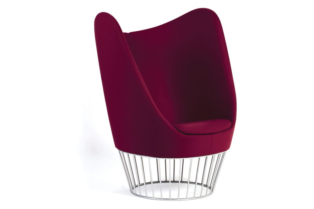 Pricegrp. 3, Chrome,Connection,Breakout Lounge & Armchairs,chair,furniture,magenta,maroon,product,purple,red,violet
