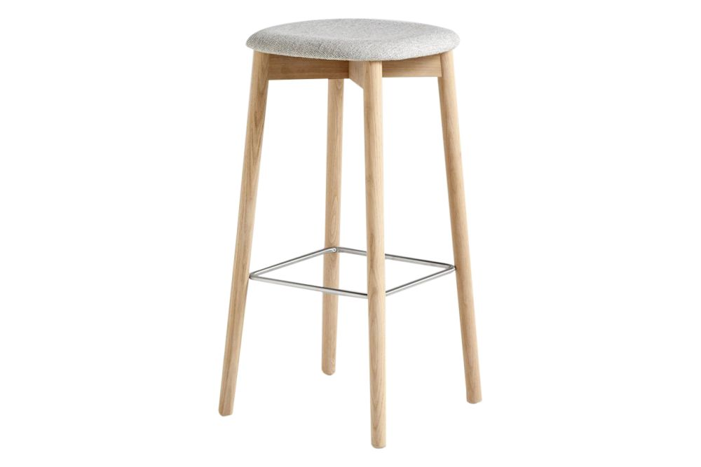 Fabric Group 1, Wood Black Oak,Hay,Stools,bar stool,furniture,stool,table