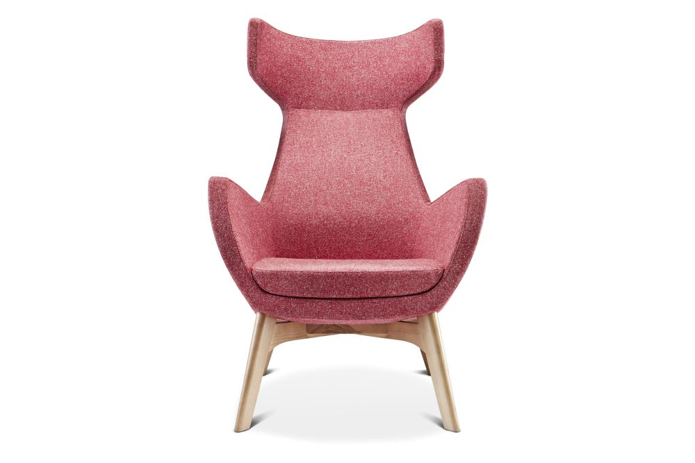 Pricegrp. Synergy, Oak Stained Beech,Connection,Breakout Lounge & Armchairs,chair,furniture,pink