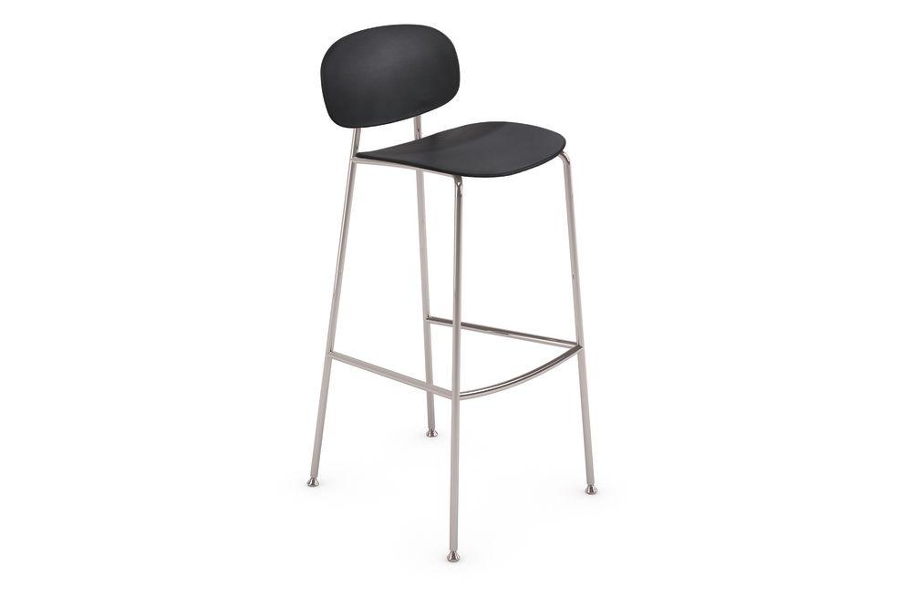 Black, Chrome,Connection,Stools,bar stool,furniture,stool