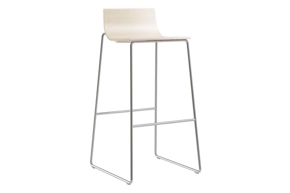 Wood finish Oak 306,Andreu World,Stools,bar stool,furniture,stool
