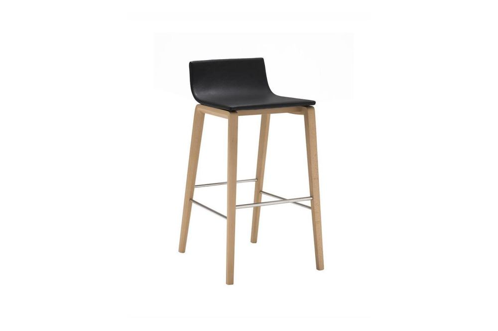 Andreu World Main Line Flax, Wood finish Beech,Andreu World,Workplace Stools,bar stool,chair,furniture,stool