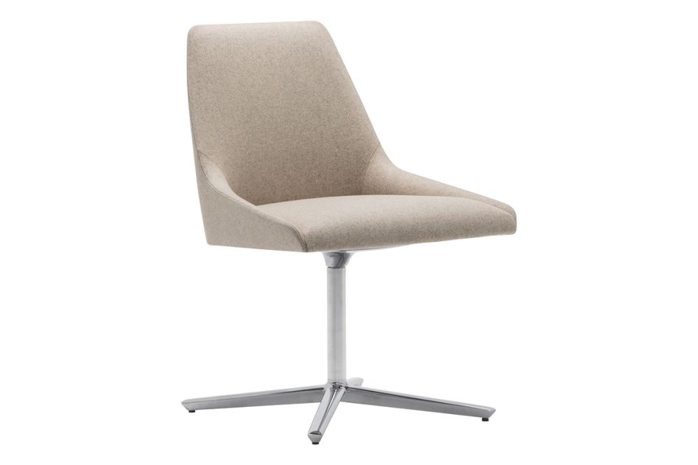 Alya 4-Star Base Chair by Andreu World