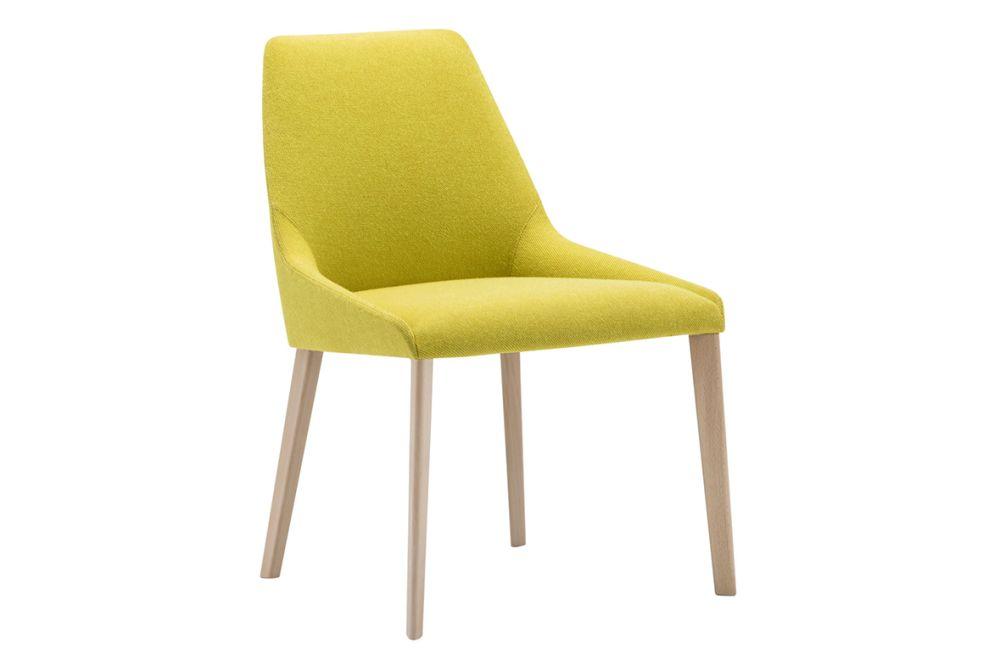 Alya 4-Legged Wood Base Chair by Andreu World
