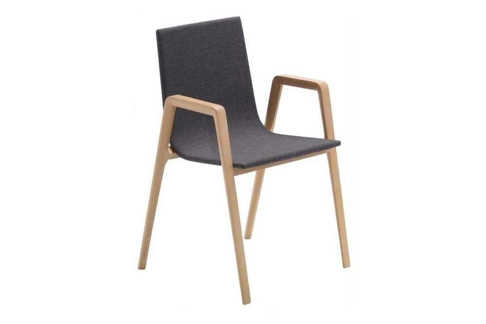 Andreu World Main Line Flax, Wood finish Beech,Andreu World,Breakout & Cafe Chairs,chair,furniture,plywood,wood