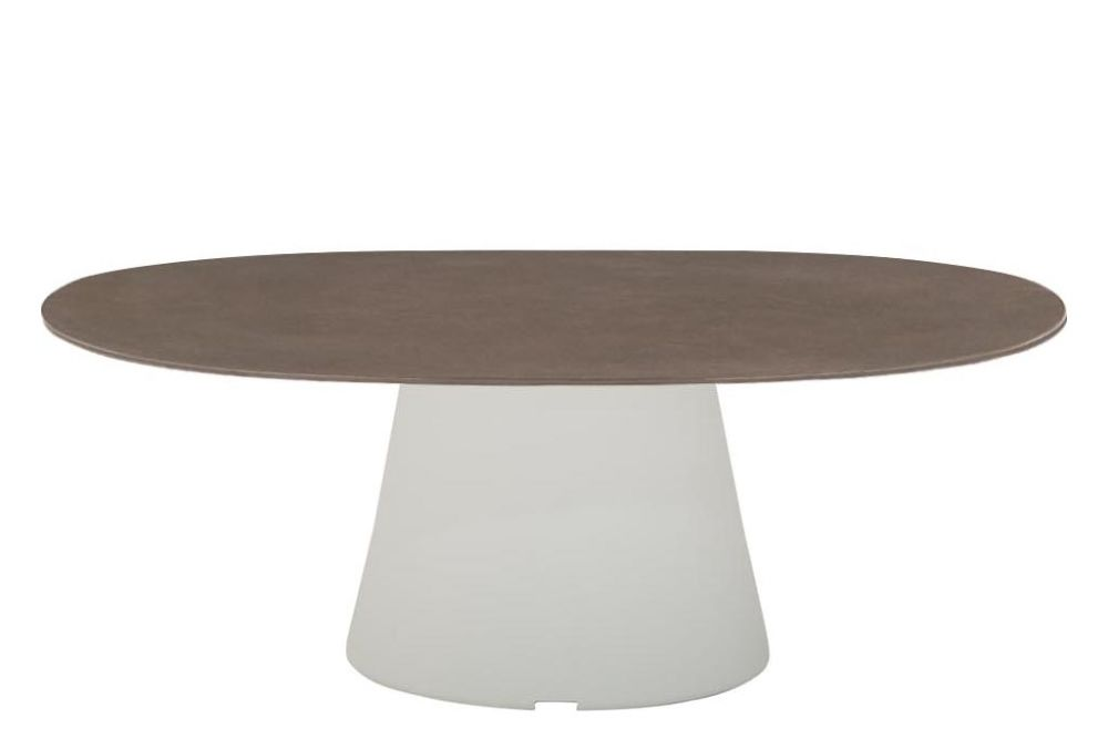 90 x 90, Polyethylene finish, Stone Finish Earth Brown,Andreu World,Coffee & Side Tables,coffee table,furniture,outdoor table,table