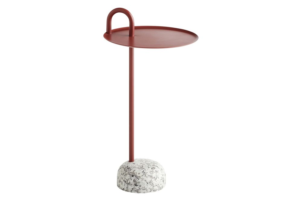 Metal Tile Red,Hay,Coffee & Side Tables,lamp