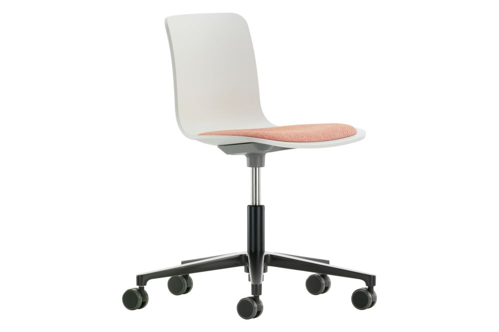 HAL Studio Meeting Chair - Seat Upholstered by Vitra