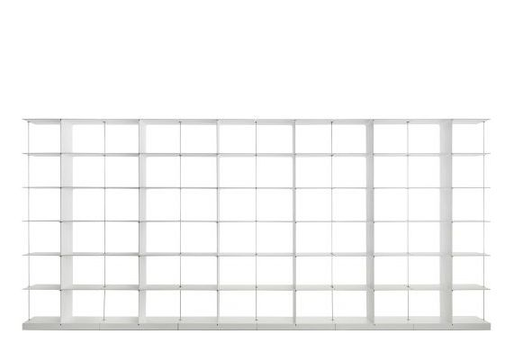 6x6 White,Engelbrechts,Bookcases & Shelves,rectangle
