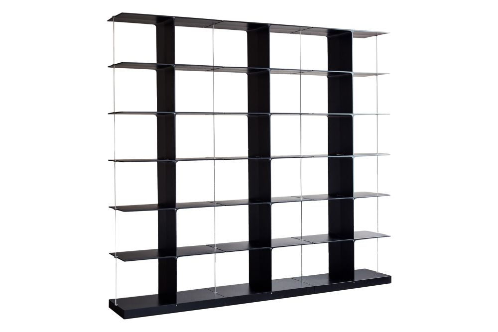 Poise Shelving System, 3x6 by Engelbrechts