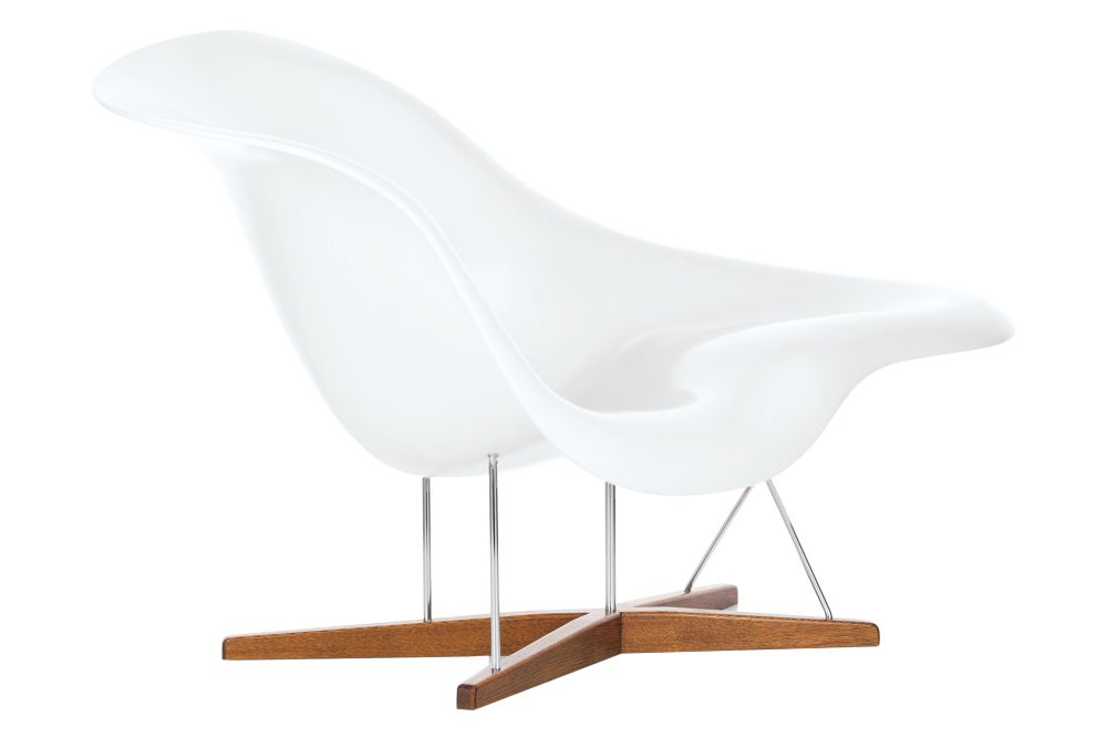 La Chaise Lounge Chair by Vitra