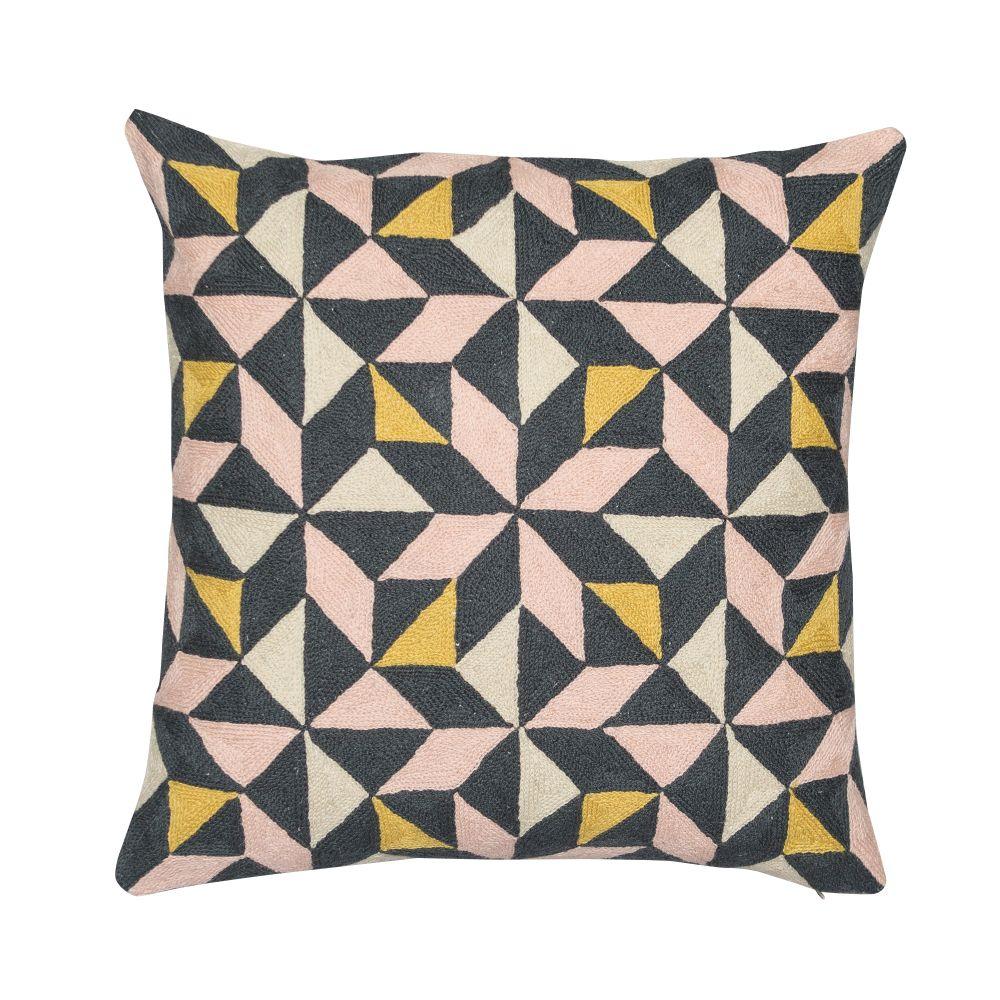 Kaleidoscope Cushion by Niki Jones