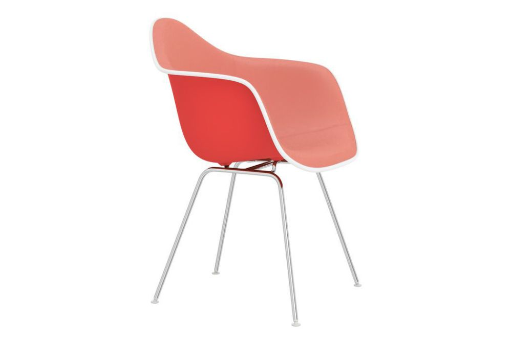 DAX Armchair -  Front Upholstered by Vitra