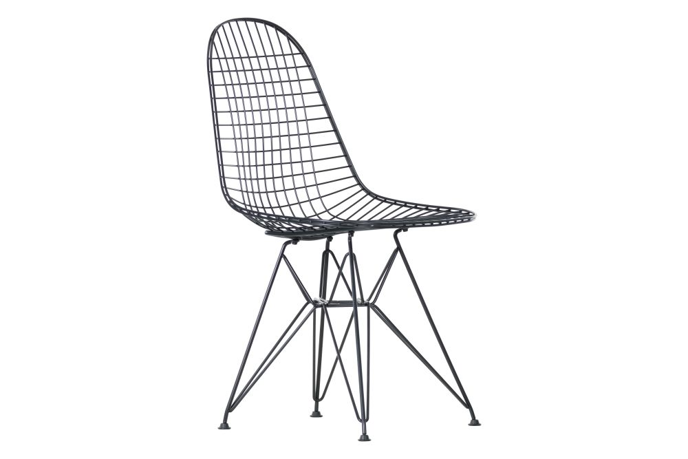 DKR Wire Dining Chair by Vitra