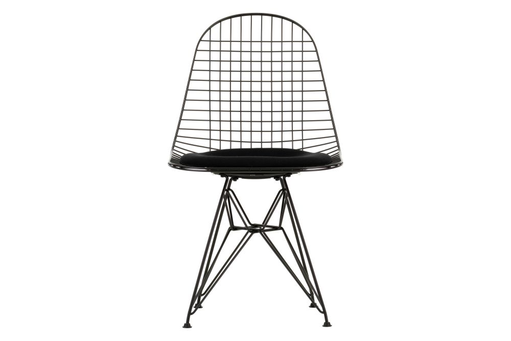 DKR 5 Wire Dining Chair  by Vitra