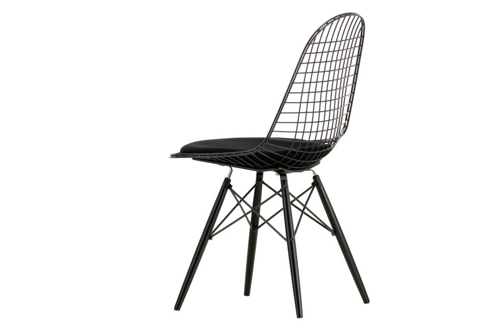 DKW 5 Wire Dining Chair  by Vitra