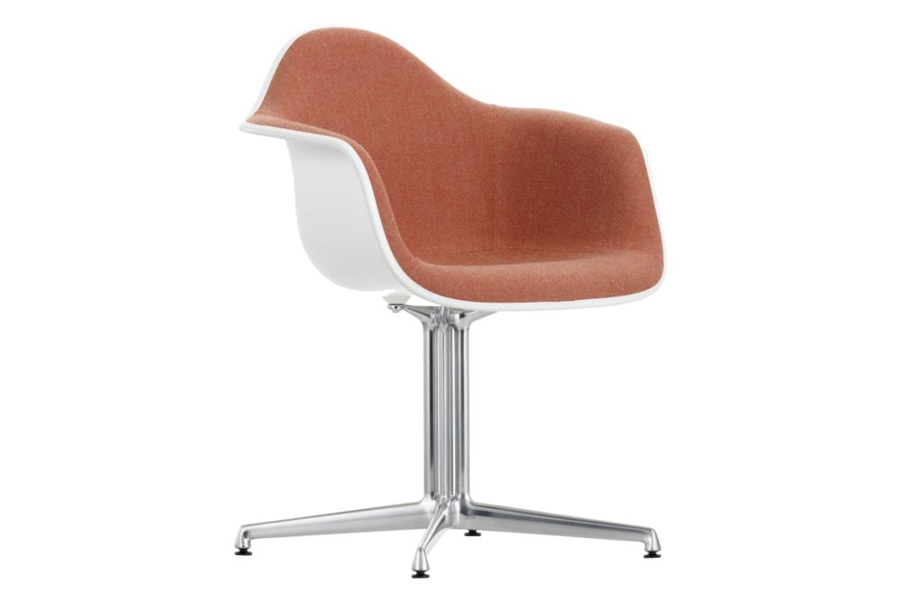 DAL Meeting Аrmchair - Front Upholstered by Vitra