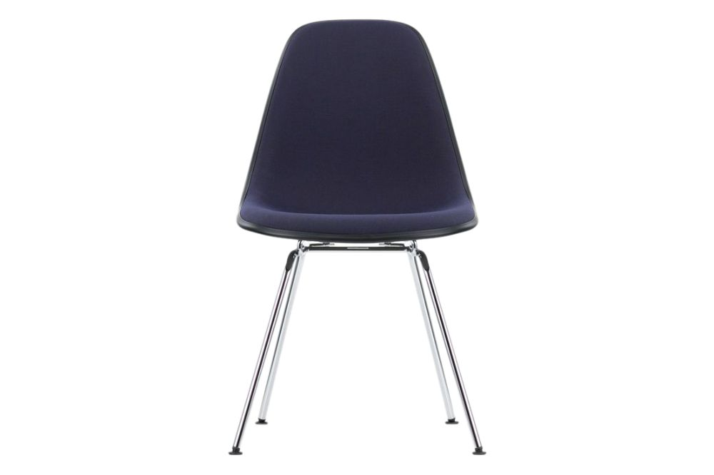 DSX Dining Chair - Front Upholstered by Vitra