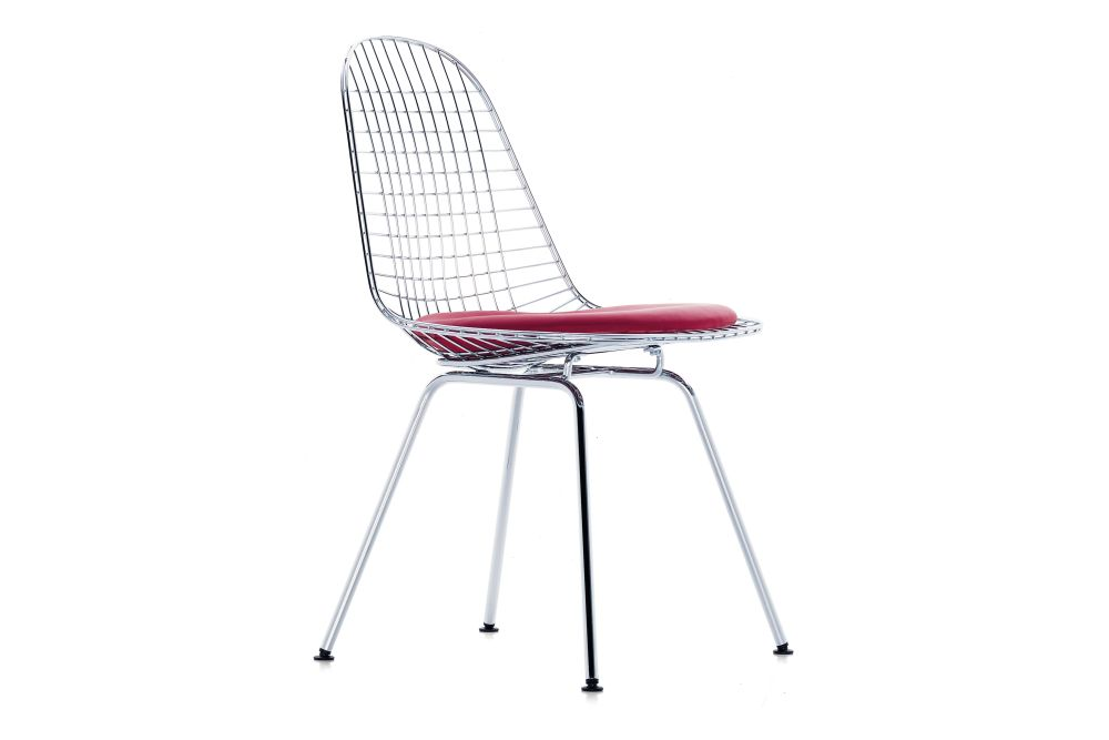 DKX 5 Wire Dining Chair  by Vitra