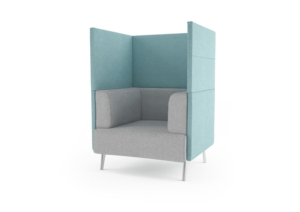 Pricegrp. 3, Solid Oak,Connection,Acoustic Furniture,aqua,chair,furniture,turquoise