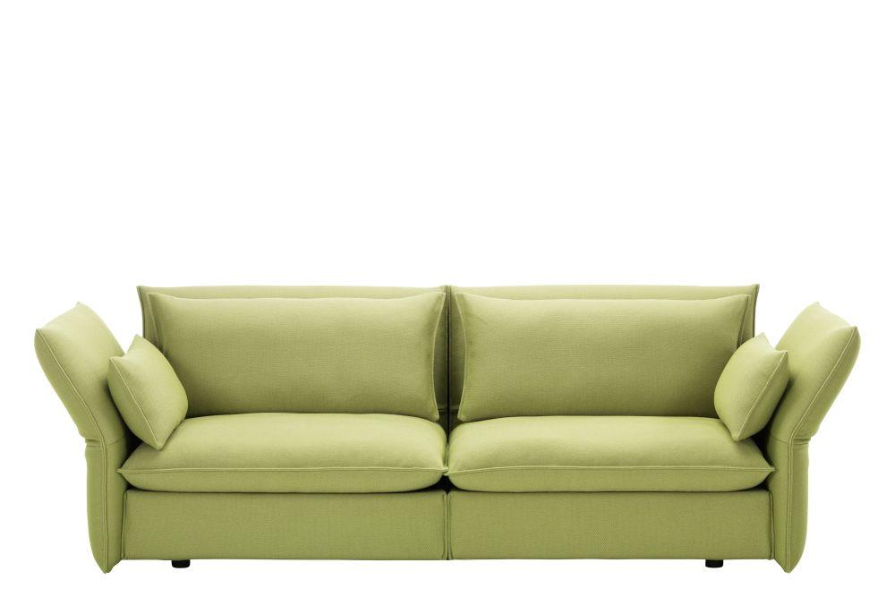 Mariposa 3 Seater Sofa by Vitra