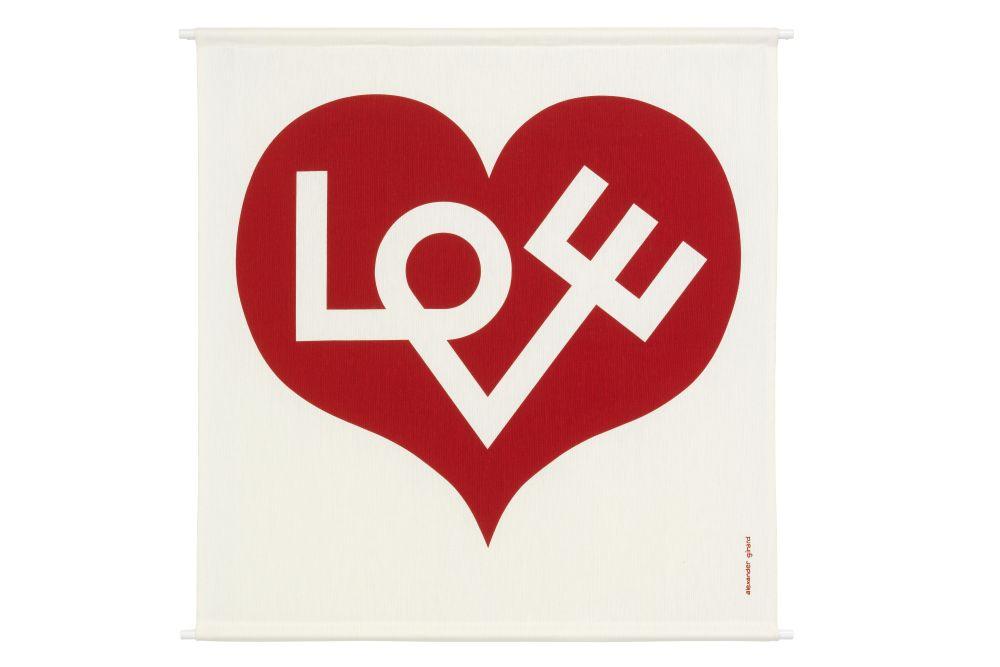 Love Heart Environmental Wall Hanging by Vitra