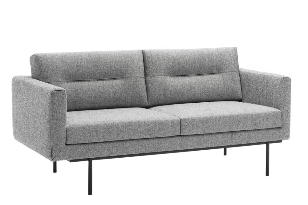Element 2 Seater Sofa by Andreu World