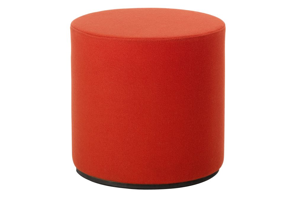 Hopsak 71 yellow/pastel green,Vitra,Stools,cylinder,orange,red,stool,table