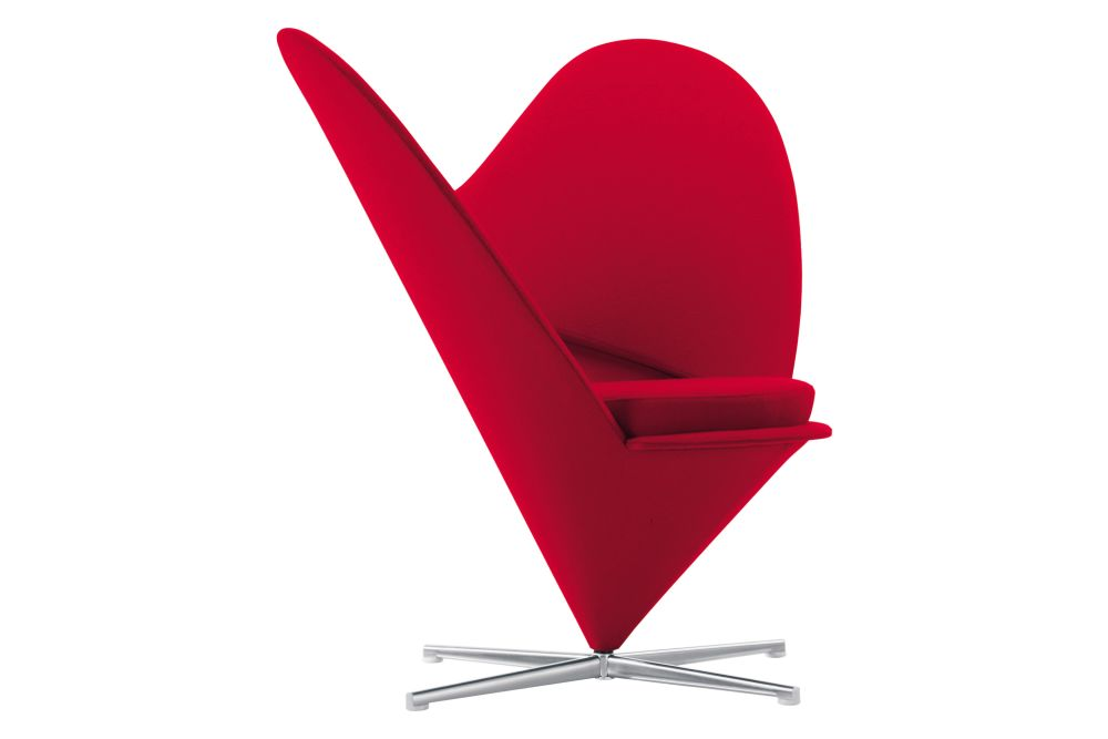 Heart Cone Lounge Chair by Vitra