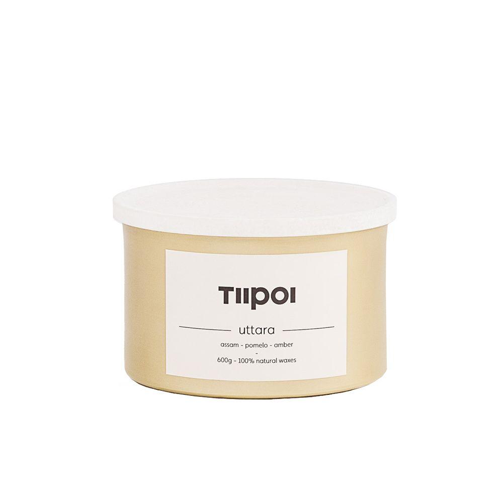Uttara Fragrant Candle by Tiipoi