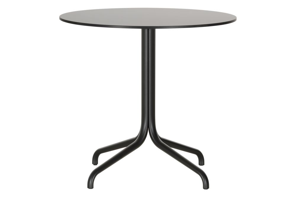 Belleville Round Outdoor Dining Table by Vitra