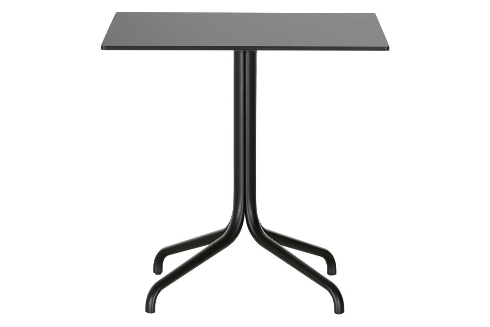 Belleville Square Outdoor Dining Table by Vitra