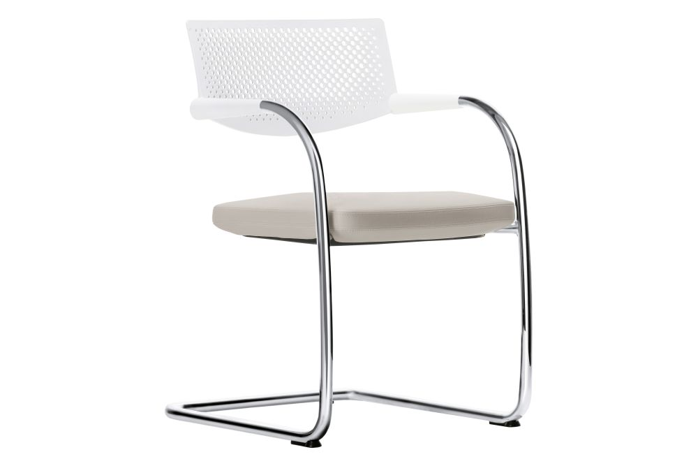 Visavis 2 Meeting Chair by Vitra