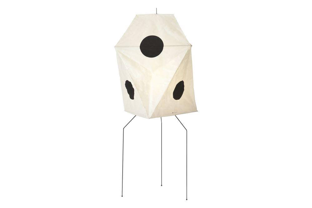 Akari UF3-Q Light Sculpture by Vitra