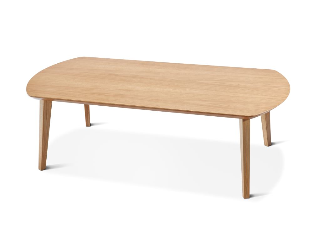 Mortimer Rectangular Oak Coffee Table,Connection,Cafe Tables,coffee table,desk,furniture,outdoor table,plywood,rectangle,table,wood