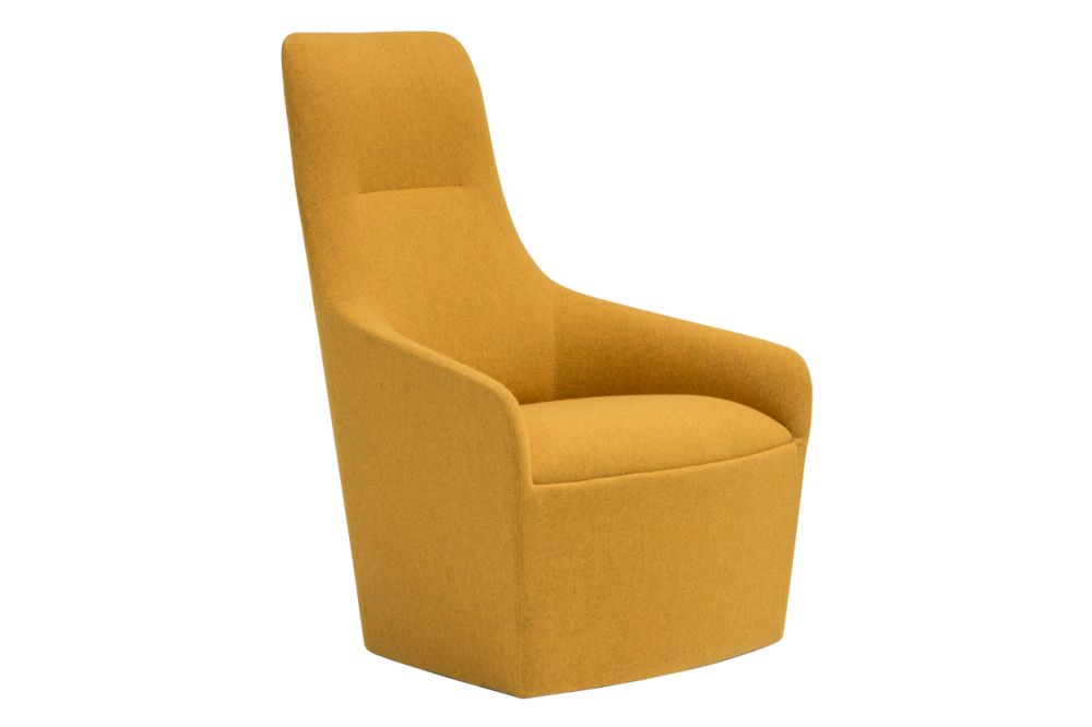 Andreu World Main Line Flax,Andreu World,Breakout Lounge & Armchairs,chair,furniture,orange,yellow