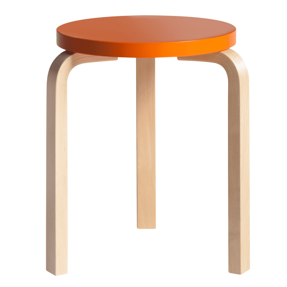 Stool 60 by Artek by Clearance