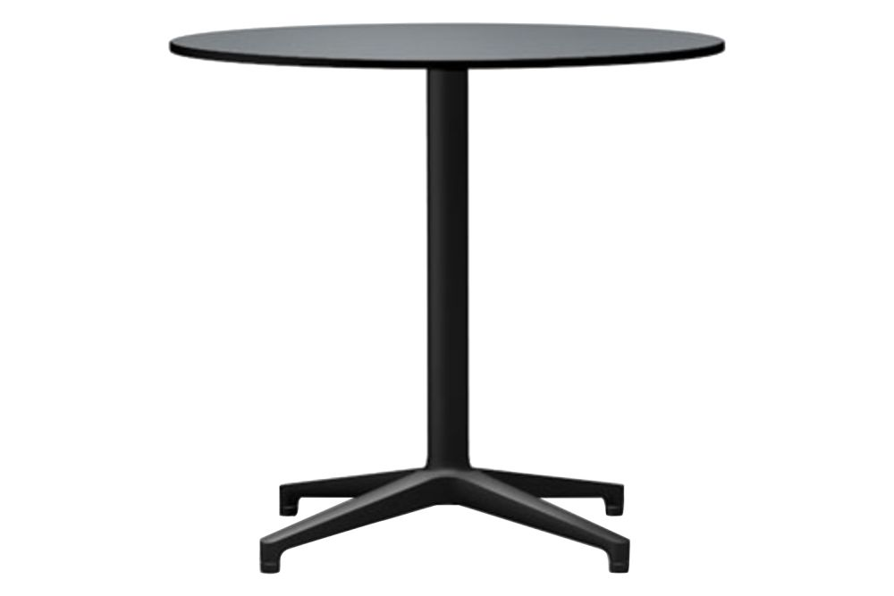 Bistro Round Outdoor Dining Table by Vitra