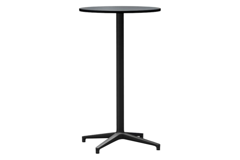 Bistro Stand-up Round Outdoor Table, Set of 10 by Vitra