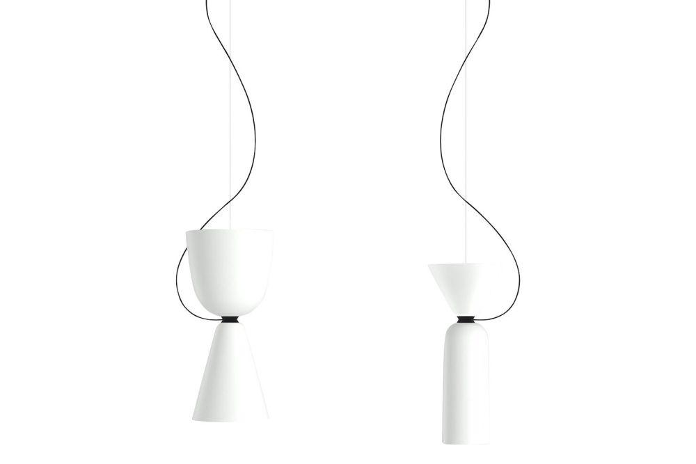 White,Hem,Pendant Lights