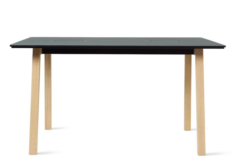 Alpino, Black Lacquered, 240w x 100d cm,Icons Of Denmark,High Tables