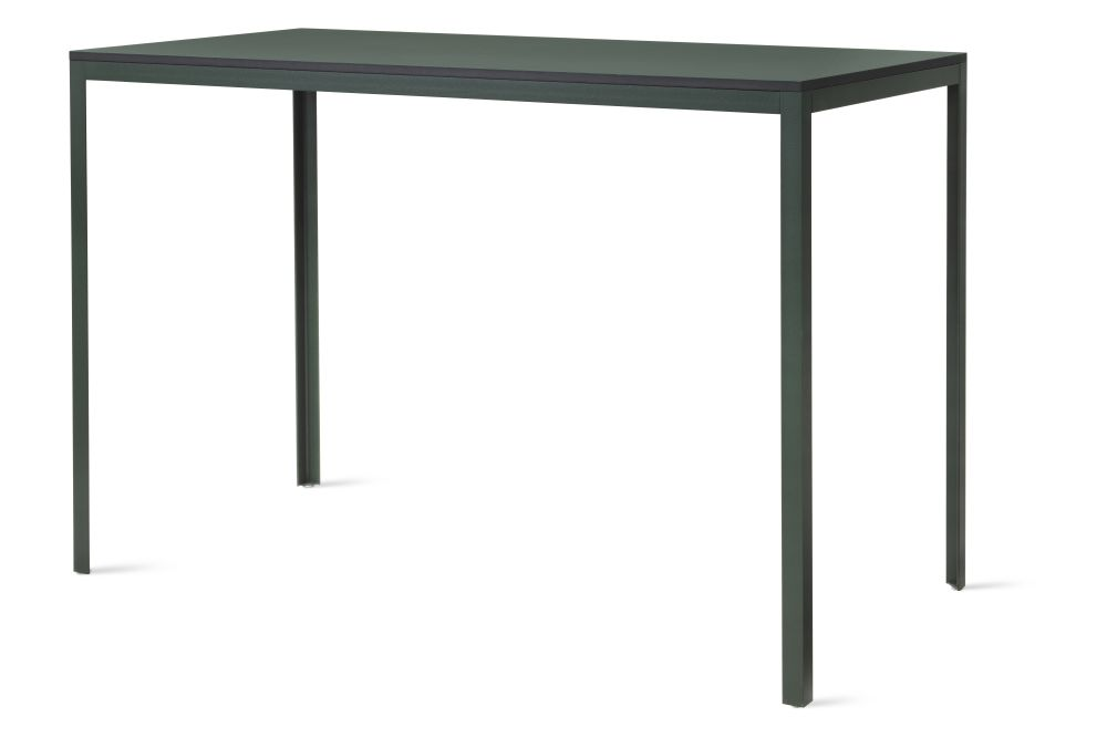 Alpino White, Powder Painted,Icons Of Denmark,High Tables
